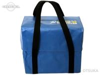 オリジナル バッテリーカバー - ボックス型 小型用 #ブルー ボックス型