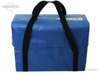 オリジナル バッテリーカバー - ボックス型 中型用 #ブルー ボックス型