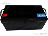 オリジナル リチウムイオンバッテリー - リチビー 48Vモデル - 60Ah 495×270×220 31kg