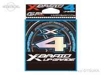 YGK よつあみ Xブレイド アップグレード X-4 - 100m巻 # 0.3号6lb