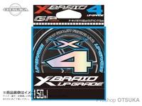 YGK よつあみ Xブレイド アップグレード X-4 - 150m巻 # 0.4号8lb