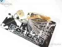 バスパズル グラスピース -  ミニブレード1/2oz #G05 ヤミーワカサギ 1/2oz