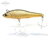 K2 無限 -  # ゴールドラメ/ブラックバック/オレンジベリー 70mm 26g シンキング