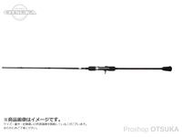 ピュアテック ゴクエボリューション - エボラバー CS702-3  7.0ft ルアー40-150g