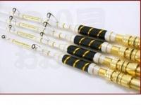 ピュアテック ゴクエボリューション - ピュアイカスティック155 - 1.55m 189g 錘負荷100-160号