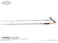 ピュアテック Gストリームエボ トラウト - シュタール GST-56L  5.6ft  1.5~11g 2ピースロッド