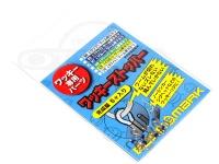 バスマーク ワッキーストッパー -  - M7 (ブルー)ワーム厚7ミリ