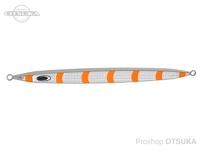 ネイチャーボーイズ 鉄ジグ - スイムライダー180g #ナクイグローオレンジ 220mm 180g シンキング