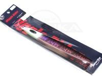 ネイチャーボーイズ 鉄ジグ -  ウィグルライダー160g #丹後パープルグローヘッド 160g