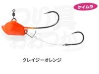 ブイアイソウル 三笠 -  12号 #クレイジーオレンジ 12号(約42g)