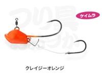 ブイアイソウル 三笠 -  15号 #クレイジーオレンジ 15号(約52g)