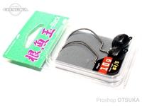 一誠 海太郎 根魚玉 - ブラック #ブラック 10g #2/0