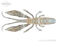 ルーディーズ ハタ喰い 蝦 -  3.0インチ #クリアホロ 3.0インチ