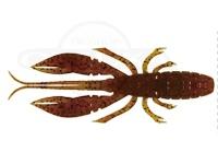 ルーディーズ ハタ喰い 蝦 -  3.5インチ #オレンジシュリンプ 3.5インチ