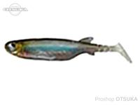 ルーディーズ ハタ喰い 魚子 -  4インチ #キビナゴ 4インチ