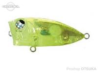ルーディーズ メバポッパーZ -  #チャートスポットグロー 35mm 3.5g フックサイズ#16