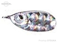 ルーディーズ 魚子メタル - ひらり 1.0g #アカラメシラス 1.0g フックサイズ#10・#12