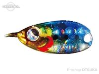 ルーディーズ 魚子メタル - ひらり 2g #コイワシ 2g フックサイズ#10・#12