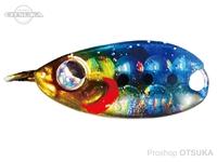 ルーディーズ 魚子メタル - ひらり 2g #コメバル 2g フックサイズ#10・#12