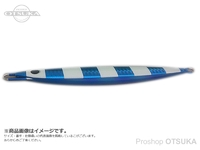 ブリード オッターテイル -  鉛 #ブルーゼブラ 170g