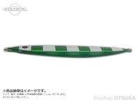 ブリード オッターテイル -  鉛 #グリーンゼブラ 170g