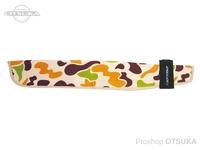 ボトムアップ ロッドティップカバー -  #デザートカモ 全長500mm幅50mm