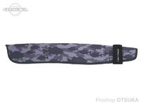 ボトムアップ ロッドティップカバー -  #バスインザシェード 全長500mm幅50mm