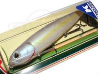 テッケル キックノッカー -  #003 チャートリュースシャッド 120mm 22g