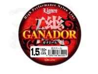 リガーレ ガナドール - サスペンド #サラマンダーレッド 5号-150m