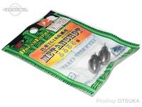 ドリームエクスプレスルアーズ シンカー - メタンショット - 14g Feco認定商品