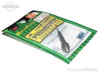 ドリームエクスプレスルアーズ シンカー - パンチショット - 21g Feco認定商品