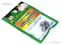 ドリームエクスプレスルアーズ シンカー - メタンショット Ver2 - 7g Feco認定商品