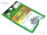 ドリームエクスプレスルアーズ シンカー - メタンショット Ver2 - 14g Feco認定商品