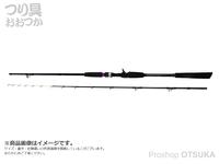 ピュアテック ゴクエボリューション - テンヤタチウオR乗せ調子  全長1.95m 自重159g 錘負荷30-60号