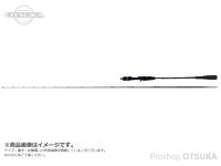 ピュアテック ゴクエボリューション - エボラバーCS TR652UL  全長 196cm 自重 127g ルアーMAX 125g