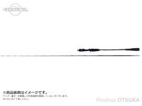 ピュアテック ゴクエボリューション - エボラバーCS TR652XUL  全長 196cm 自重 115g ルアーMAX 100g