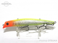 ガイア エリア10 - EVO #TWS-06 銀粉ポインター 100mm 11.5g シンキング