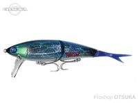 ファットラボ ネコソギ - DSR #青ザリ 195mm 2ozクラス スローフローティング ラトルイン