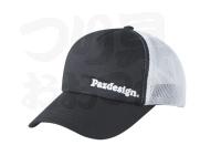 パズデザイン pazdesignサンバイザー - PHC-051 #グレイ M