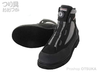 リトルプレゼンツ ATOPWDシューズ - SH-09 #ブラック #US8(25~26cm)