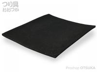 リトルプレゼンツ フェルトシート - AC-121 #ブラック H30×W48×D1.2cm