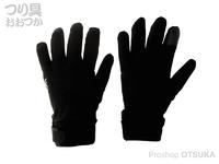 リトルプレゼンツ ウィンタードライグローブ - AC-125 #ブラック Mサイズ