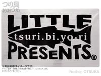 リトルプレゼンツ ステッカー - LP釣り日和  L10×W17cm