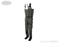 リトルプレゼンツ N3ハイブリッドウェーダー - W-51 #オリーブグレイ JP:L(26~27cm)