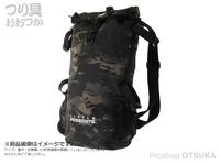 リトルプレゼンツ 防水バックパック - B-25 #ブラックカモ S 20L W25×H52×D18cm