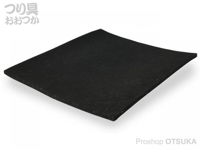 リトルプレゼンツ フェルトシート AC-121 H30×W48×D1.2cm #ブラック