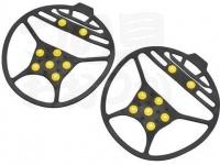 モリト アイススパイク - R120-3744  ブラック Mサイズ 22~25cm