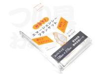 ラッキーシップ エマージェンシーブランケット -  #銀 130cmX210cm 素材アルミ蒸着ポリエステル