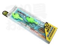 エコギア 3Dジグヘッド - 30g #D01 グロウ(夜光) 30.0g