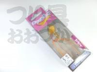 マルキュー エコギア オーバルテンヤ - オーバルテンヤ5号 #T11 リアルホヤオレンジ 5号(18g) フックサイズM